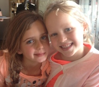 Pippa & Claudia