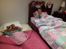 Sleepover Fun with Phoebe