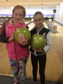 Bowling with Laura