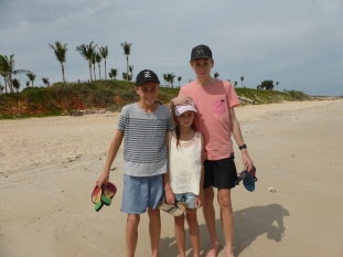 First Day on Cable Beach