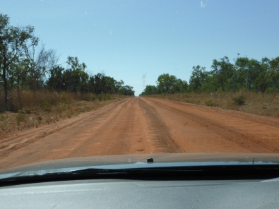 The famous Gibb River Road