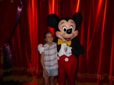 Mickey met Pippa!
