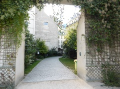 Jardin du Anne Frank
