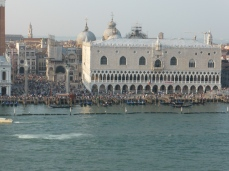 Crowded San Marco