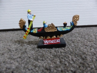 Mini Gondola from Venice