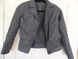 My leather jacket