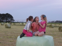 Fun on the Bale