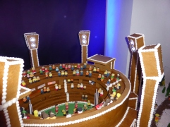 MCG in Gingerbread
